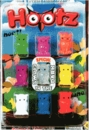 "Hootz Glo in Dark Pencil Toppers 1"" Toy Capsules 250pcs"