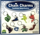 "Key Chain Charms 2"" Toy Capsules 250pcs"