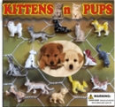 "Kittens n' Pups 2"" Toy Capsules 250pcs"