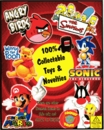 "Licensed Toy Mix 2"" Toy Capsules 250pcs"