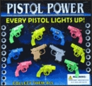 "Light Up Pistol Power 2"" Toy Capsules 250pcs"
