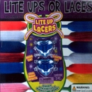 "Light Upd or Laces 2"" Toy Capsules 250pcs"