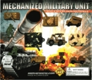 "Mechanzied Military Unit 2"" Toy Capsules 250pcs"