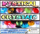 "Mystical Crystals 2"" Toy Capsules 250pcs"
