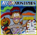 "Neon Mustaches 2"" Toy Capsules 250pcs"