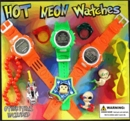 "Neon Watches or Toys 2"" Toy Capsules 250pcs"