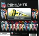 "NFL Pennants 2"" Toy Capsules 250pcs"