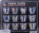 "NFL Team Cups 2"" Toy Capsules 250pcs"