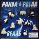 "Panda & Polar Bears 2"" Toy Capsules 250pcs"