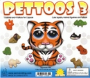 "Pettoos 3 - 2"" Toy Capsules 250pcs"