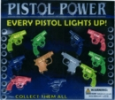 "Pistol Power Light Ups 2"" Toy Capsules 250pcs"