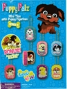 "Puppy Palz Mini Tins with Figurines 2"" Toy Capsules 250 pcs"