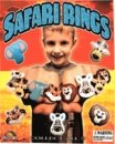 "Safari Rings 2"" Toy Capsules 250pcs"