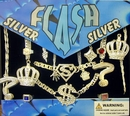"Silver Flash 2"" Toy Capsules 250pcs"