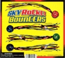 "Sky Rocket Bouncer Balls 2"" Toy Capsules 250pcs"
