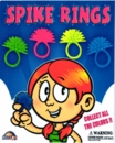 """Spike Rings 1"""" Toy Capsules 250pcs"""