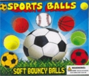 "Sports Balls Soft Self Vend 2"" Toys 250pcs"