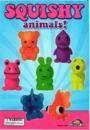 "Squishy Animals 1"" Toy Capsules 250pcs"