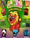 """Sqwishland Jungle Collection 1"""" Toy Capsules 250pcs"""