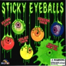 "Sticky Eyeballs 2"" Toy Capsules 250pcs"