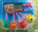 "Sticky Tongue Slapperz 2"" Toy Capsules 250pcs"