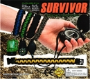 "Survivor Bercelet, Light or Compass 2"" Toy Capsules 250pcs"