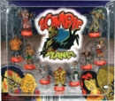 "Zombie Planet Figurines 2"" Toy Capsules 250pcs"