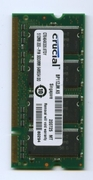 CRUCIAL CT6464X335.8TDY DDR333 512MB SODIMM