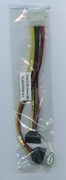 FOXCONN 91-202FOX0104-16-G SATA POWER CABLE 4 PIN TO SATA X2