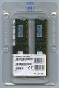 HP 408853-B21 DDR2 667 4GB ECC REG KIT (2X2GB)