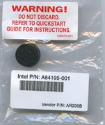 INTEL A84195-001 RUBBER BU,PERS FOR BOARD MOUNTING