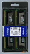 KINGSTON KFJ-BX667K2/4G D2 667 4GB FBDIMM KIT (2X2GB)