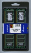 KINGSTON KTA-G5333/1G DDR333 1GB KIT (2X512MB)