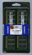 KINGSTON KTA-G5400E/1G DDR400 1GB ECC KIT (2X512MB)