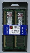 KINGSTON KTA-G5400E/2G DDR400 2GB ECC KIT (2X1GB)