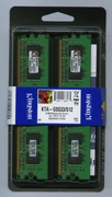 KINGSTON KTA-G5533/512 DDR2 533 512GB KIT (2X256MB)