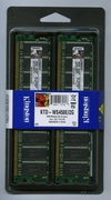 KINGSTON KTD-WS450E/2G DDR266 ECC 2GB KIT (2X1GB)