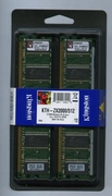 KINGSTON KTH-ZX2000/512 DDR266 512 ECC REG KIT (2X256MB)