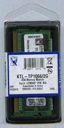 KINGSTON KTL-TP1066/2G DDR3 1066 2GB SODIMM