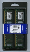 KINGSTON KTM2865/8G DDR2 400 8GB ECC REG KIT (2X4GB)