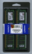 KINGSTON KTM2865SR/4G DDR2 400 4GB ECC REG KIT (2X2GB)