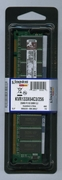 KINGSTON KVR133X64C3/256 PC133 256MB CL3 NON-ECC