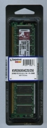 KINGSTON KVR266X64C25/256 DDR266 256MB NON-ECC