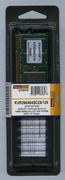 KINGSTON KVR266X64SC25/128 DDR266 CL2.5 128MB SODIMM