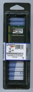 KINGSTON KVR266X64SC25/512 DDR266 512MB SODIMM