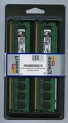 KINGSTON KVR400D2N3K2/1G DDR2 400 1GB NON ECC KIT (2X512MB)