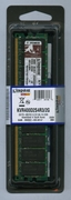 KINGSTON KVR400D2S4R3/2G DDR2 400 2GB ECC REG