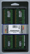 KINGSTON KVR400D2S4R3K2/2G DDR2 400 2GB ECC REG KIT (2X1GB)