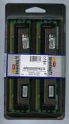 KINGSTON KVR533D2D8F4K2/2G DDR2 533 2GB FBDIMM KIT (2X1GB)