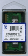 KINGSTON KVR533D2S4/1G DDR2 533 1GB SODIMM